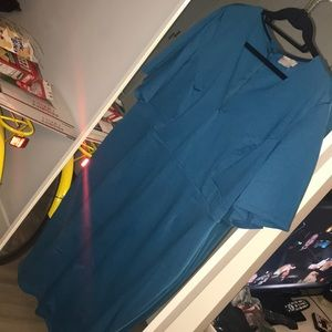 Asos Curve mini angel wing dress